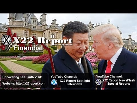 Next Phase, Xi & Trump, Coordinate The Transition - Episode 1792a