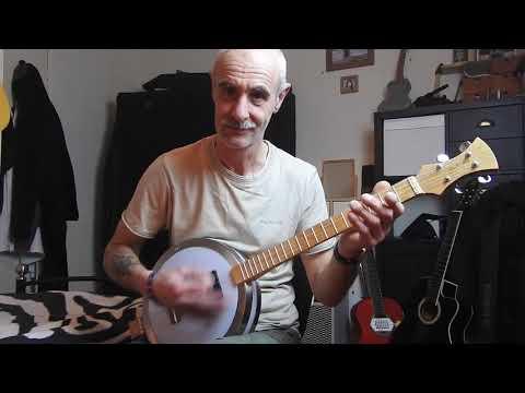 Wall light banjo