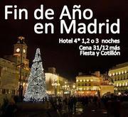 Fin de Año en Madrid