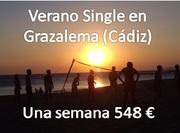 CÁDIZ SINGLES GRAZALEMA 2011 ( COMPLETISIMO PROGRAMA DE ACTIVIDADES, OCIO Y DEPORTES) 1 SEMANA DESDE 548€