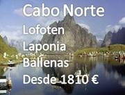 Circuito por Cabo Norte