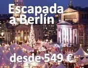 Escapada a Berlin y sus Mercados Navideños