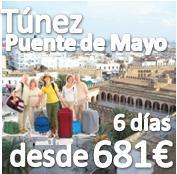 Oferta :: Tunez :: Circuito + Estancia :: Puente de Mayo 2012