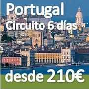 Circuito :: Portugal 6 dias :: desde 210€ :: Pensión Completa :: Abril 2013
