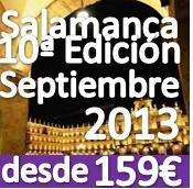 Fin de Semana de Fiesta en Salamanca :: Septiembre 2013