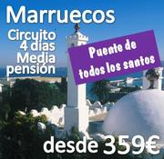 COMPLETO ::Marruecos :: Puente de de todos los Santos :: Noviembre 2012