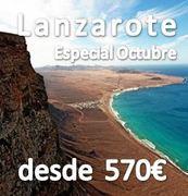 Lanzarote Especial Singles Octubre