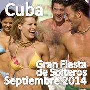 + de 100 apuntados : Gran fiesta de Solteros :: Cuba :: Septiembre 2014 :: (Encuentro internacional de Singles) Grupo 2