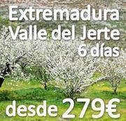 Circuito Extremadura :: Valle del Jerte :: 6 Días en Pensión Completa :: desde 279€