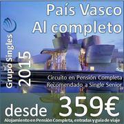 Circuito País Vasco al completo :: 6 Días en Pensión Completa :: desde 365€ :: 2 salidas programadas