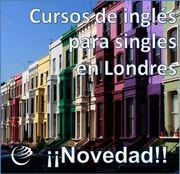 Singles en Londres + curso de inglés