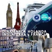 Crucero Norte de Europa 2020 Todo Incluido desde 779€ con vuelo, traslado, tasas y paquete de bebidas ilimitadas!!