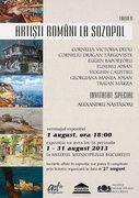 Artisti romani la Sozopol