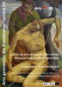 Timişoara: vernisajul expoziţiei Arta germanilor din Transilvania