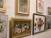 Buchetul de flori în pictura românească din colecţii particulare