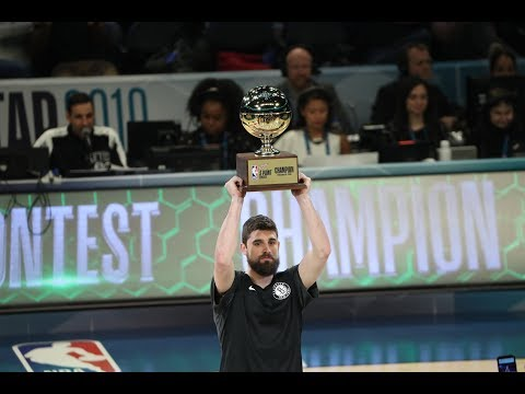 Joe Harris Beats Stephen Curry And Wins 2019 3-Point Contest | All-Star Weekend
