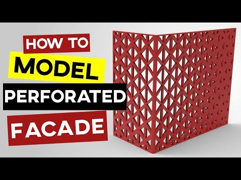 Grasshopper Tutorial (Parametric Facade)