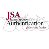 Jame Spence Authentication ON LOCATION JSA