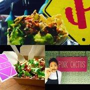 Pink Cactus (Mexican Street Food) at Tottenham Social