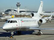 EP-IGC Islamic Republic of Iran Dassault Falcon 900EX
