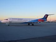 OM-BYB Slovak Government Flying Service Fokker F100