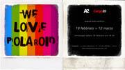 """We Love Polaroid""."