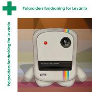 Polaroiders fundraising for Levanto