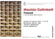 Maurizio galimberti - polaroid