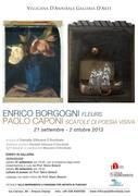 Enrico Borgogni: Fleurs