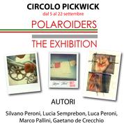 """Mostra Fotografica Collettiva """"POLAROIDERS. THE EXHIBITION""""."""