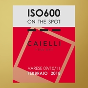 ISO 600 ON THE SPOT CAIELLI FINE ART