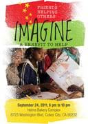 Imagine: A Benefit to Help