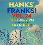 Hanks' Franks Vol 24: Toy Story 2