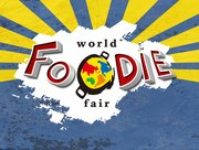 world FOODIE fair