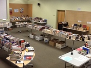 Library Book Sale Spectacular