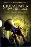 Presentación libro CIUDADANÍA ACTIVA Y RELIGIÓN