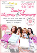Girls Night Out Sale at Silverlining