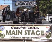 SOUL DOGS @ CALIFORNIA AVOCADO FESTIVAL in Carpinteria - Friday, October 2th, 2015 - 12 PM!!!