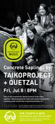 Concrete Saplings
