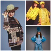 Trish Lange Designer Handwovens: The Wacky Weaver