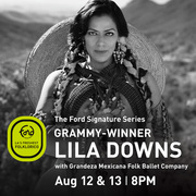 Ford Signature Series pairs Lila Downs with Grandeza Mexicana