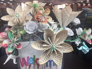 Above the fold: Newsworthy Origami