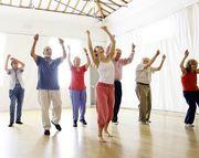Dancing Through Parkinson's class