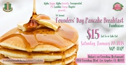 MLO of AKA - 1st Annual Founders' Day Pancake Breakfast Fundraiser
