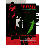"""""""Infidel"""" at Whitefire Theatre"""