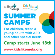 The Help Group Kids Like Me Summer Camps