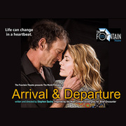 Arrival & Departure at Fountain Theatre