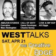 WESTtalks: The Creative Edge