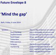 FUTURE ENVELOPE 8 - Mind the Gap