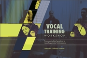 Vocal Training Workshop: From Specialized Practice to Jazz Repertoire Performance